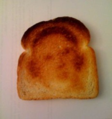 toast face