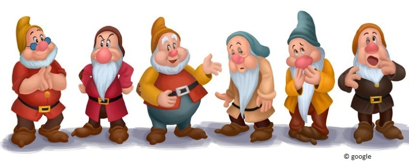 six dwarfs