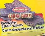 cuban lunch-the neutron star of chocolate bars