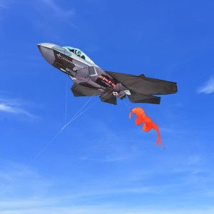 F-35 kite