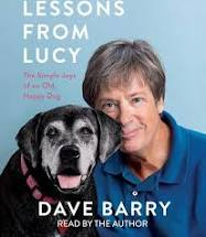 """cover photo of Dave Barry's book """"Lessons From Lucy"""""""